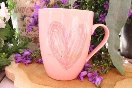 Sprüche Tasse Kaffeebecher Spruch Love