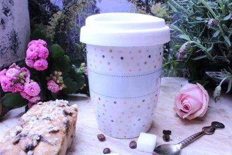 Mea Living Coffee To Go Becher 100% beste Freundin