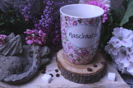 Mea Living Henkelbecher Naschkatze