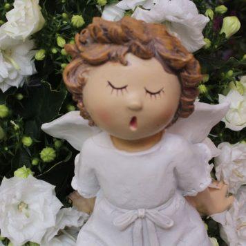 Schutzengel Engelfigur Kindchen