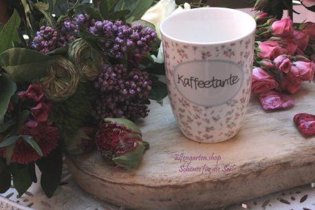Mea Living Henkelbecher Kaffeetante