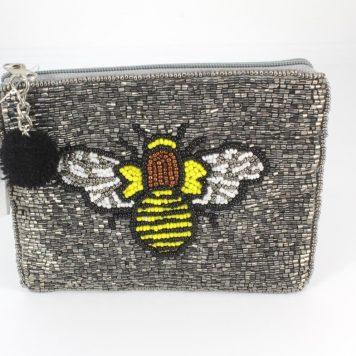 Hoff Interieur Perlentäschchen Biene