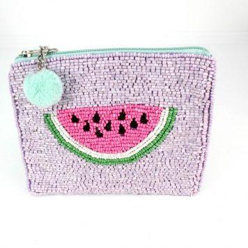 Hoff Interieur Perlentäschchen Melon