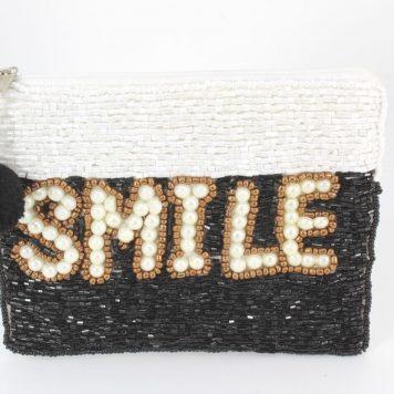 Hoff Interieur Perlentäschchen Smile