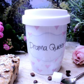 Mea Living Coffee To Go Becher Drama Queen