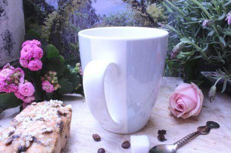 Mea Living Henkelbecher Spruch Kaffeepause