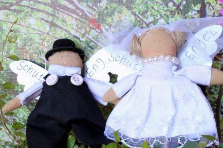 Schutzengel Brautpaar Sarah & Mika