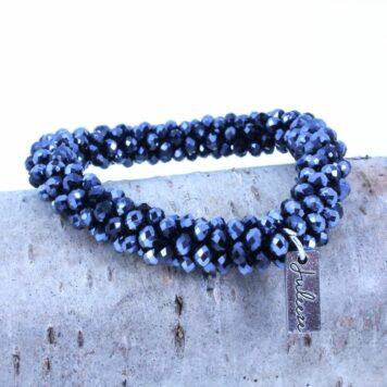 Armband Lichtfarbe Blau Violett