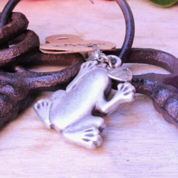 Hevi Schlüsselanhänger Taschenanhänger Frosch