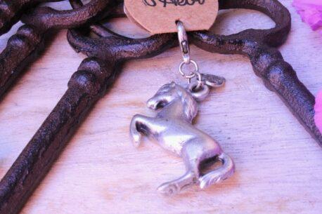 Hevi Schlüsselanhänger Taschenanhänger Pferd