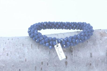 Juleeze Armband Lichtfarbe Blau