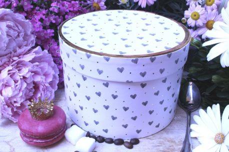 Mea Living Porzellantasse Lieblingsmensch mit Geschenkbox