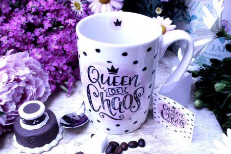 PPD Henkelbecher Queen of Chaos