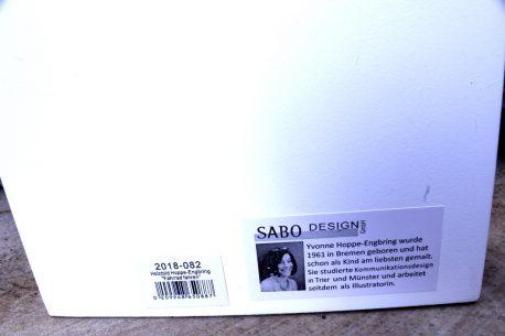 Sabo Design Wandbild Spruch Das Leben ist wie Fahrradfahren