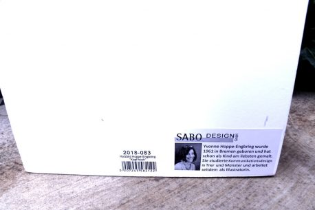Sabo Design Wandbild Spruch Lass den Kopf nicht hängen wenn