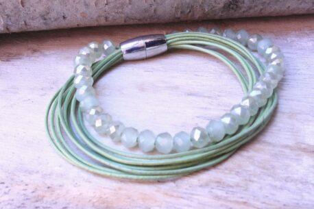 Armband Lichtfarbe Green