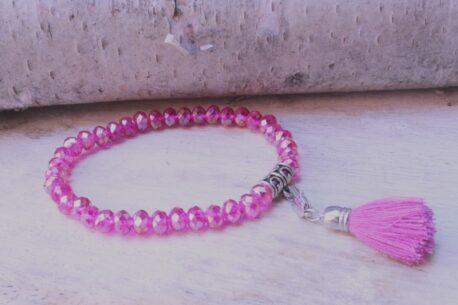 Armband Sunshine Pink