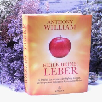 Buch Heile deine Leber Anthony William