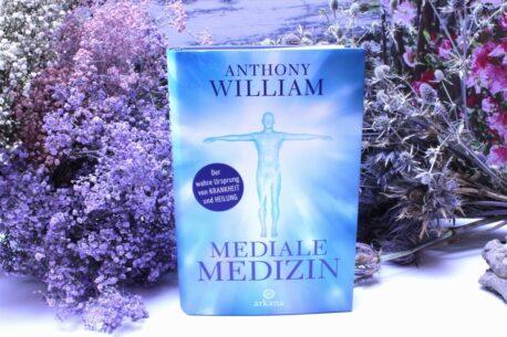Buch Mediale Medizin Anthony William