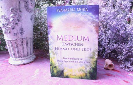Buch Medium zwischen Himmel und Erde