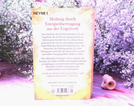 Buch Quantum-Engel-Heilung