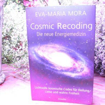 Buch Cosmic Recoding Die neue Energiemedizin