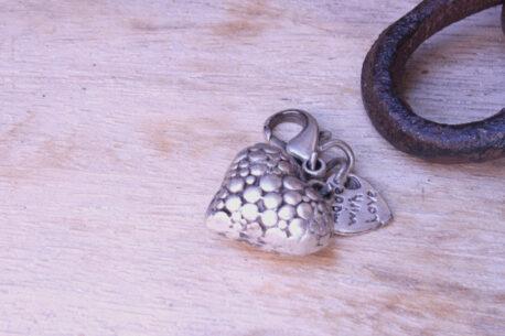 Hevi Schlüsselanhänger Taschenanhänger Dickes Herz