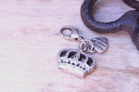 Hevi Schlüsselanhänger Taschenanhänger Krone
