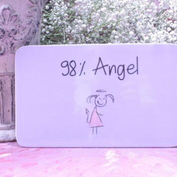 Mea Living Frühstücksbrettchen 98% Angel