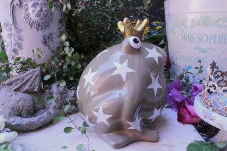 Pomme Pidou Spardose Frosch Freddy Stern