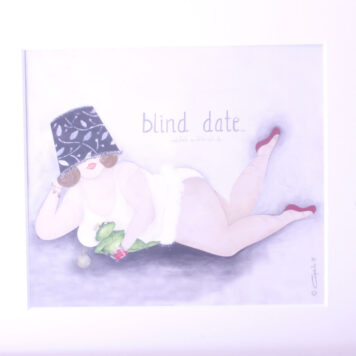 SweetDesign by Nala Passpartout Blind Date