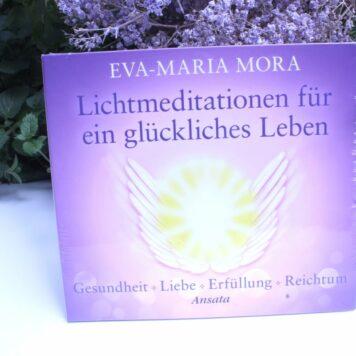 Lichtmeditationen für ein glückliches Leben CD