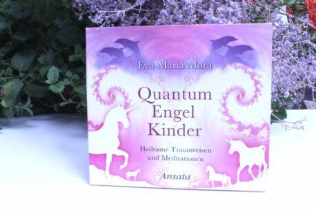 Quantum Engel Kinder CD Heilung durch pure Energie aus der Engelwelt