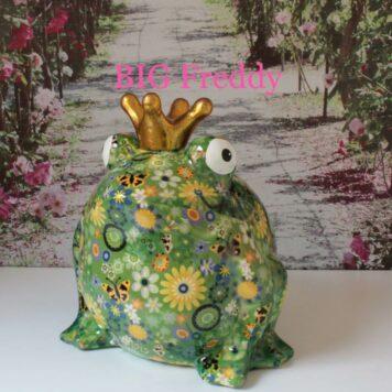 Pomme Pidou Spardose Big Freddy Flower