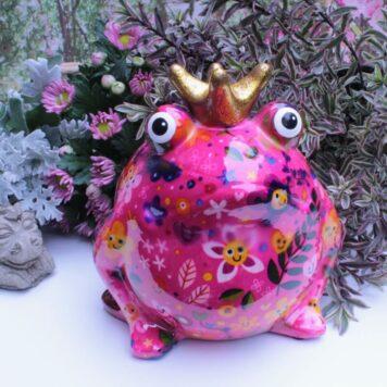 Pomme Pidou Spardose Frosch Freddy Sun Flower