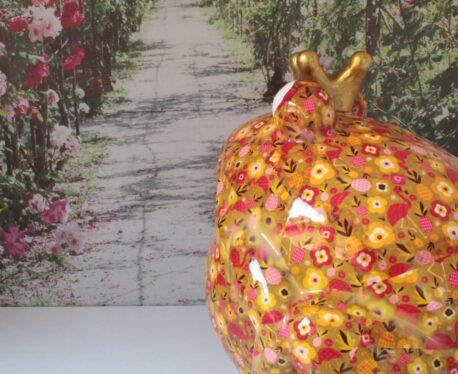 Pomme Pidou Spardose Giant Freddy Yellow