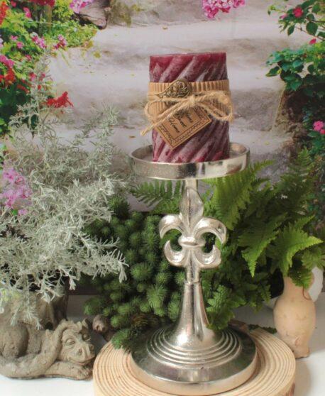 Colmore Edle Lilie Kerzenständer Kerzenleuchter Kerzenhalter