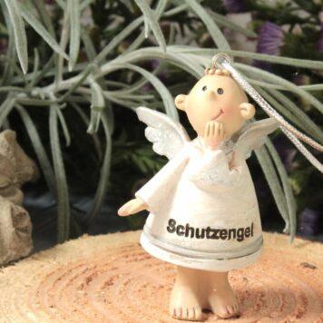 Dekofigur Engel Schutzengelchen Aufhänger