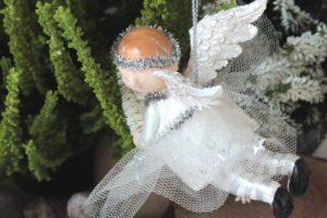 Dekofigur Engel Schutzengelchen Fly with me