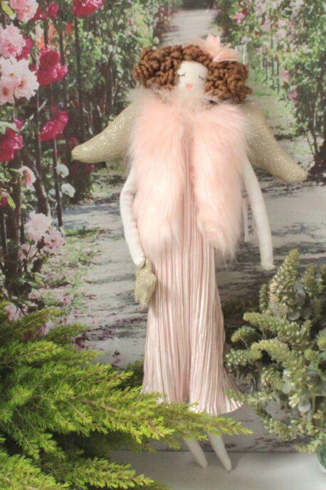 Schutzengel Engel aus Stoff zum Aufhängen