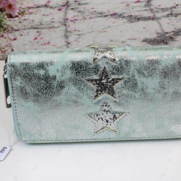 Geldbörse Portemonnaie Damen Blue Star 50% Sparen