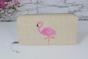 Geldbörse Portemonnaie Damen Flamingo 20% Sparen