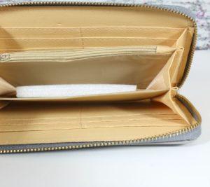 Geldbörse Portemonnaie Damen Troddeln Grey 50% Sparen