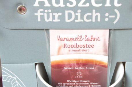 Henkelbecher Kaffeetasse Kleine Auszeit Glücklich & Frei