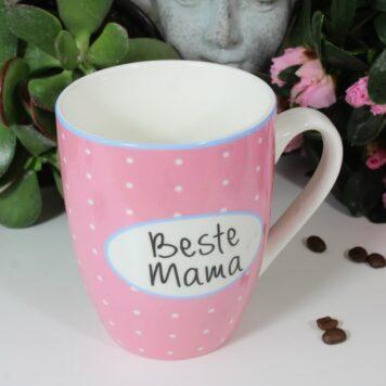 Henkelbecher Sprüche Kaffeetasse Beste Mama