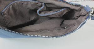 Juleeze Handtäschchen Blue feine Lederoptik 50% Sparen