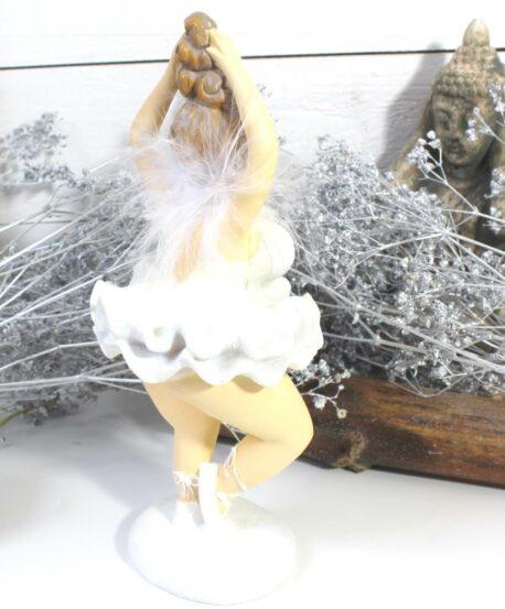 Ballerina Mädel Curvy Mollig Dekofigur Tänzerin Joy