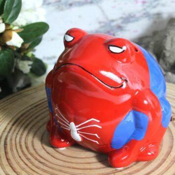 Pomme Pidou Spardose Frosch Freddy Spider