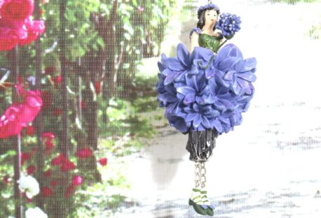 Rosemarie Schulz Dekohänger Blumen Mädchen Dekofigur Flower Fairy