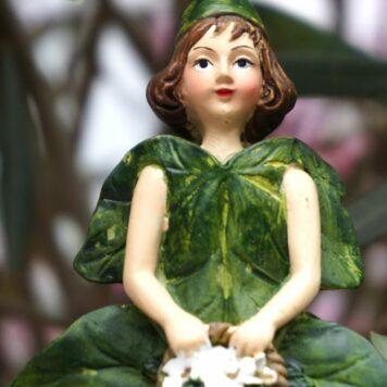 Deko Figur Dekohänger Blumenfee Easy Wind